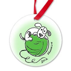 2012 Holiday Ornament