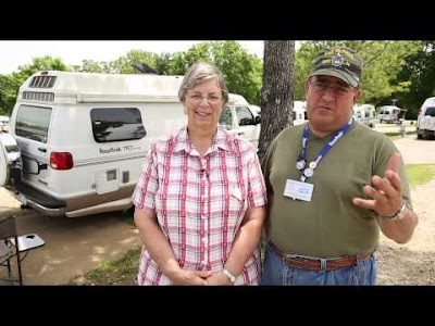 RV Videos: A Soldier's Story by Roadtrek Motorhomes, Official FMCA Chapter of the Thor Diesel Club & Evergreen RV's Bay Hill 379FL