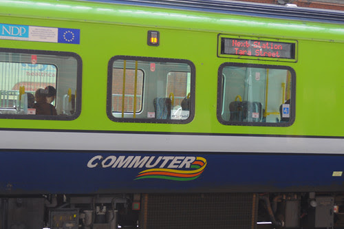 DART Commuter Train