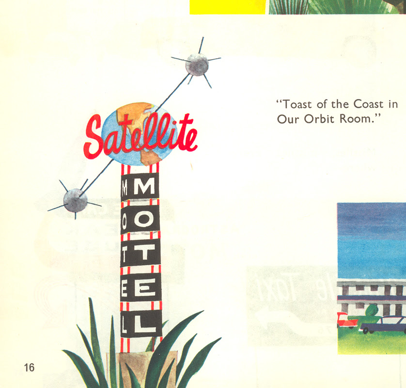 This is Cape Canaveral: Satellite Motel