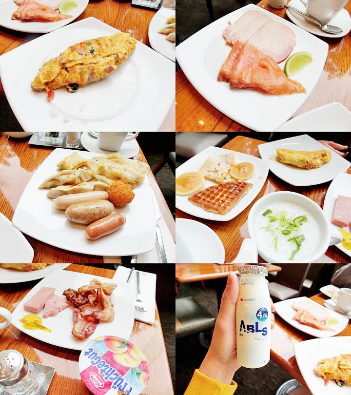 regent taipei hotel breakfast