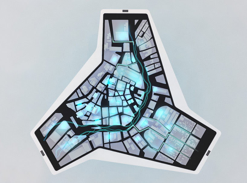 audi-urban-future-initiative-interactive-exhibit-CES-electronics-fair-2014_designboom03