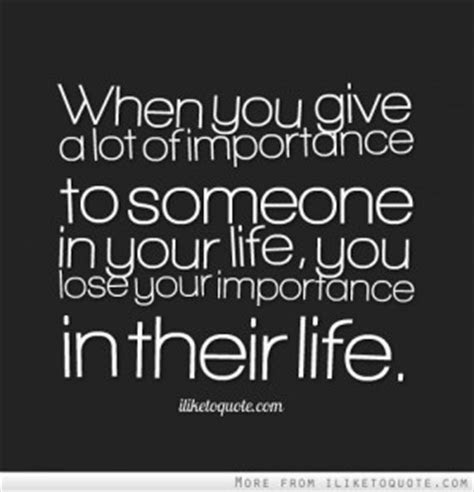 Gift Is Not Important Quotes