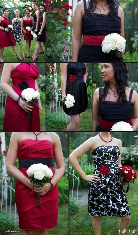 1000  images about My dream wedding: black, white, and red