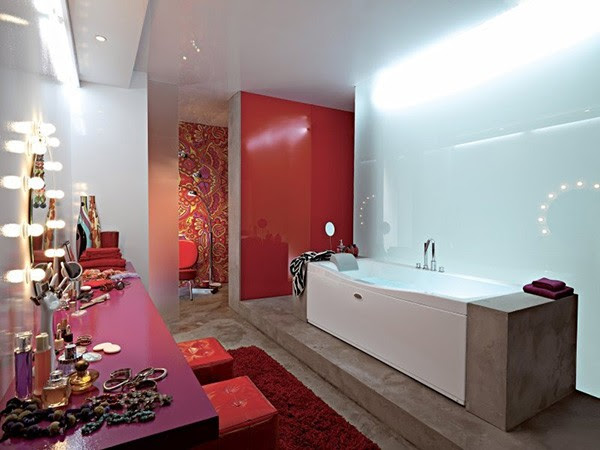 Bathroom Design Idea from Jacuzzi - Versa bath | Modern Interiors