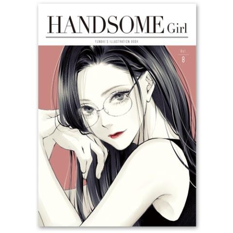 Yunokiハンサム女子イラスト集handsome Girl 雑貨通販