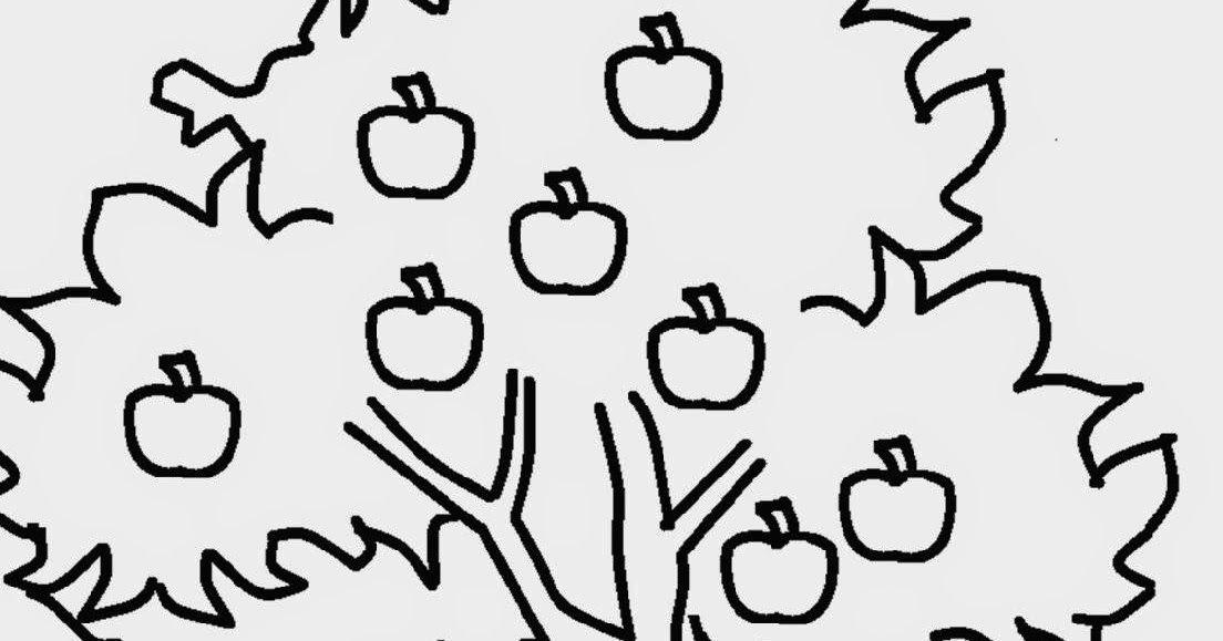 gambar sketsa apel 78 gambar sketsa apel merah paling