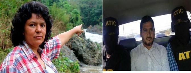 Después de 2 años del crimen: Capturan al primer autor intelectual del asesinato de Berta Cáceres