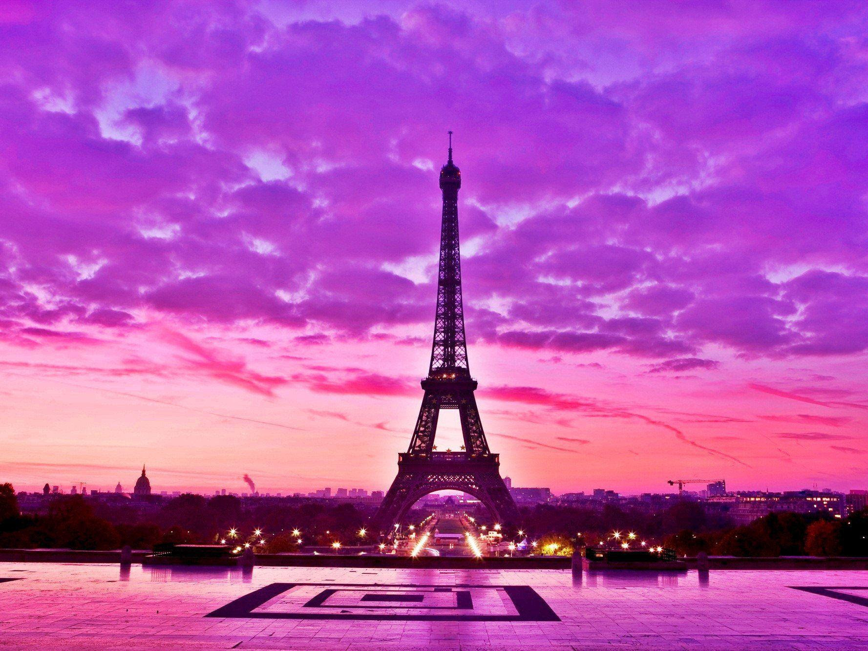 Eiffel Tower Desktop Wallpapers  Wallpaper Cave