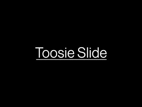 Watch Drake's New Video For 'Tootsie Slide'
