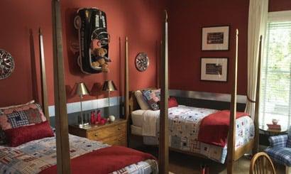 Boys Bedroom - HGTV Dream Home - Design Dazzle