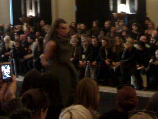 Paris Fashion Week: Rick Owens Fall/10