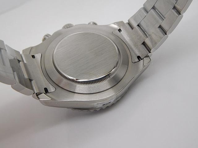 Rolex YachtMaster II Case Back