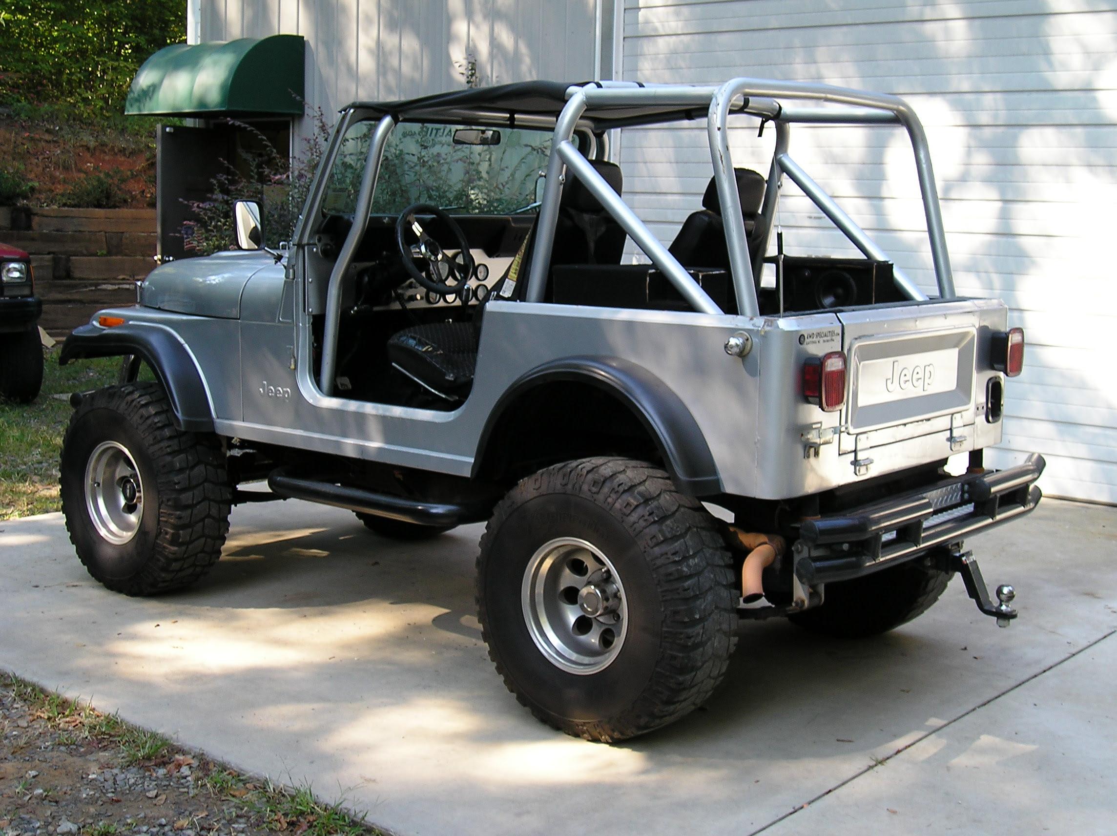 1986 Jeep Cj7 Wiring