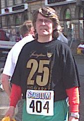 Joggaren Sven Ohlsson