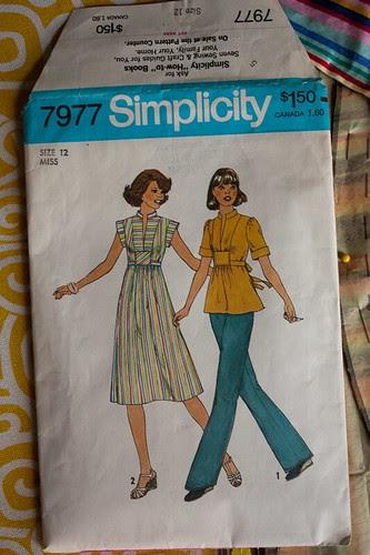 Simplicity 7977