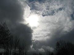 Norddeich wolkenberge dunkler