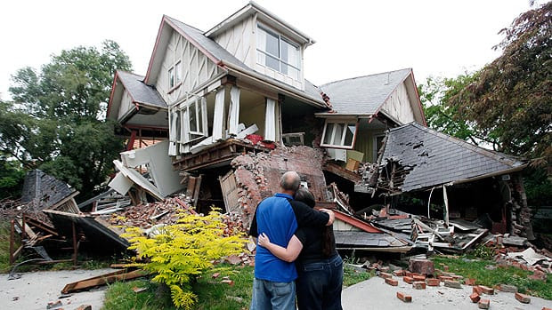 Scientists warn that cities in earthquake zones need to better prepare for powerful aftershocks stemming from megaquakes