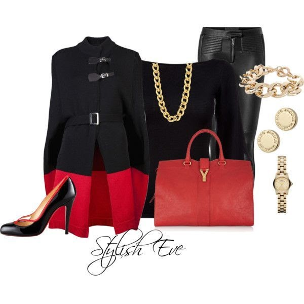 253 Stylish Eve 2013 Winter Outfits Looking Fabulous In