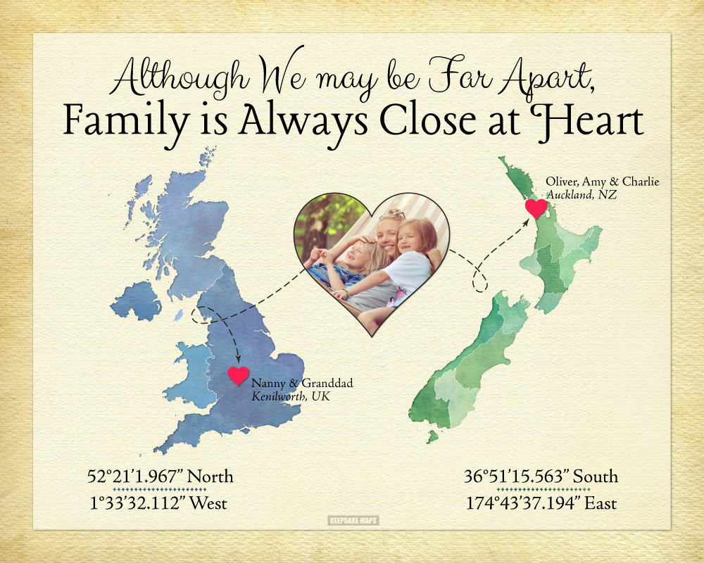 Quotes About Family Distance 50 Quotes