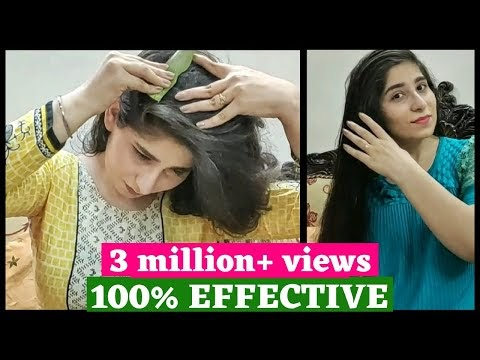 Aloe vera for hair growth | long hair in 4-7 days | 100% effective