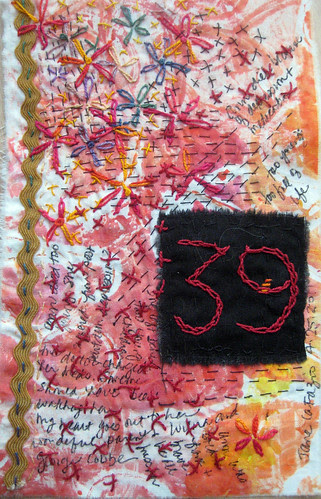 Prayer flag #13 ~ for Ann Cobbe