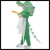 Fire-breathing Dragon Costume Tutorial for Kids