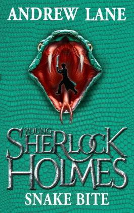 Snake Bite (Young Sherlock Holmes, #5)