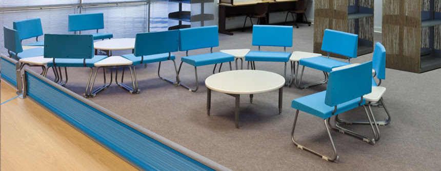 School Lounge Furniture | Lounge Classroom Furniture | Smith System