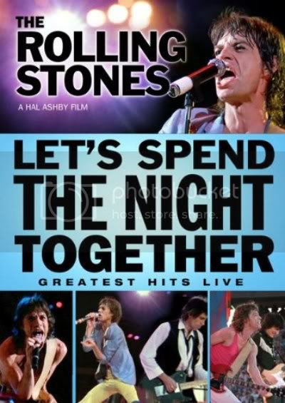The Rolling Stones - Lets Spend the Night Together (2010) DVD9