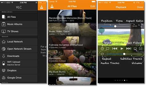 vlc video player expected  return  ios app store