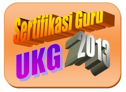 Uji Kompetensi Guru 2013