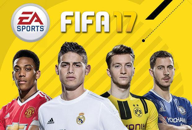 Resultado de imagem para FIFA 17
