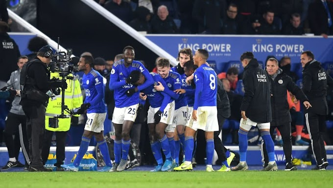 VIDEO: Leicester City 2:0 Watford / Premier league