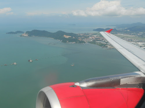 Leaving Penang Behind by mikecogh