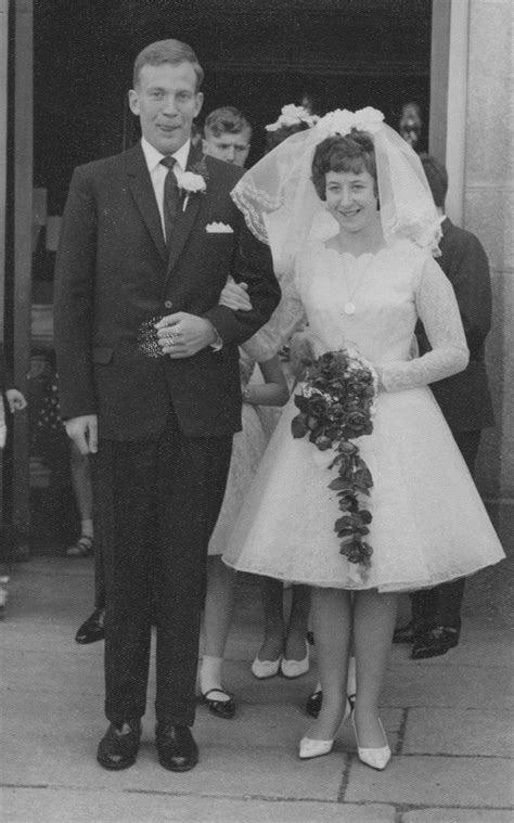 92 best 1960 1970 Weddings images on Pinterest   Vintage
