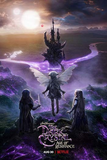 The Dark Crystal Age Of Resistance 2019 S01 Dual Audio Hindi Complete 720p 480p WEB-DL