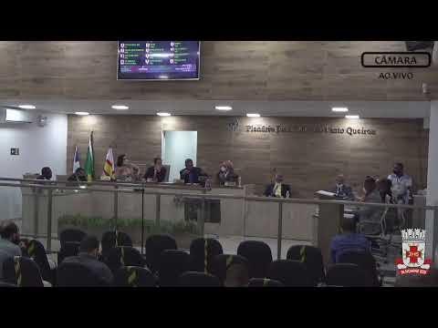 Assista sessão da Câmara de Vereadores de Santo Antônio de Jesus desta segunda-feira (23)