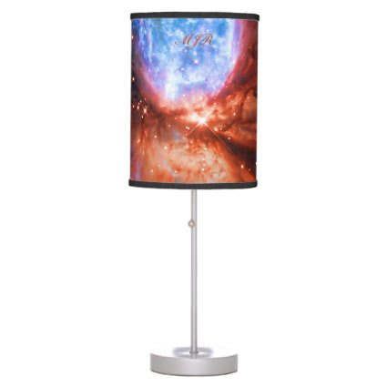 Monogram The Swan, Constellation Cygnus deep space Lamp