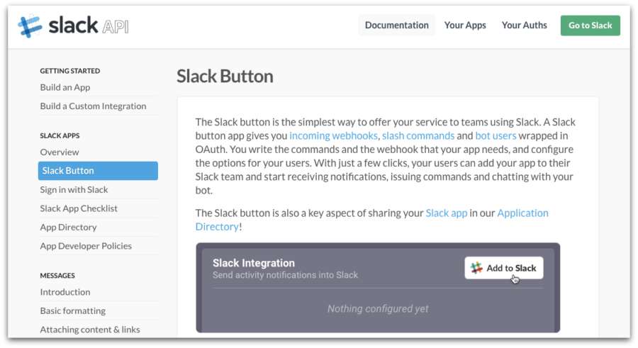 Slack API Documentation-d