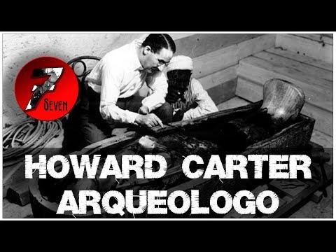 BIOGRAFÍA DE HOWARD CARTER
