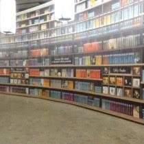 Biblioteca digital de 4 de metro de Bucarest