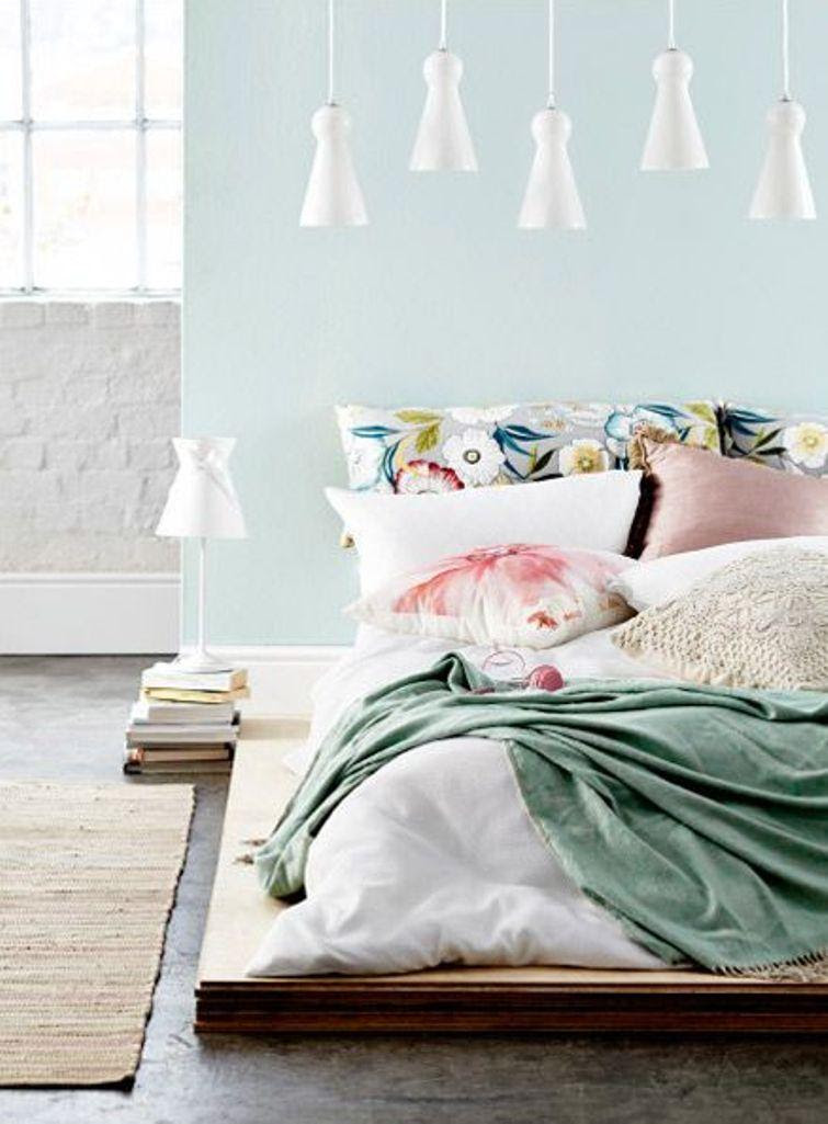 15 Soft Bedroom Designs with Pastel Color Scheme - Rilane