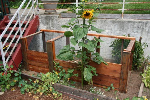 The Triple Compost Bin
