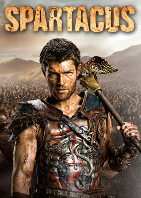 Spartacus - Season Gods of the Arena