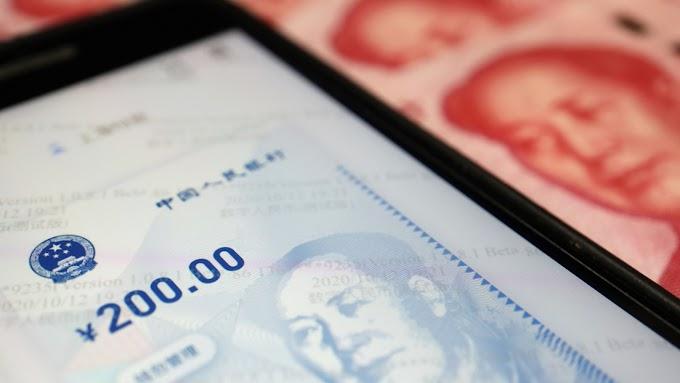 CHINA PRUEBA SU MONEDA DIGITAL EN PLATAFORMAS DE COMERCIO ELECTRÓNICO