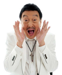 King of Comedy Dolphy