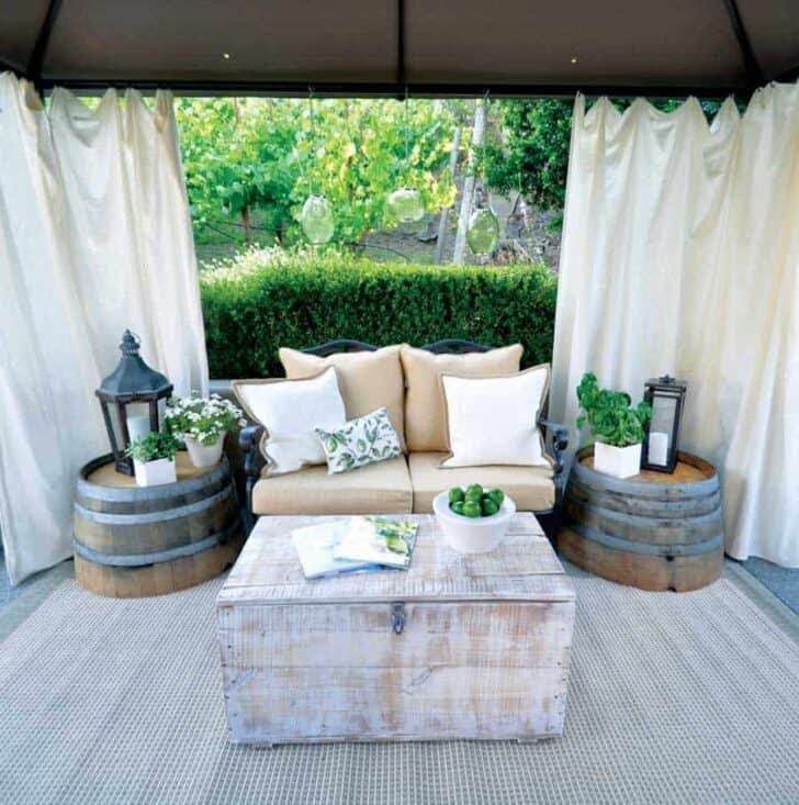 Patio Garden Makeover on a Dime | 1001 Gardens