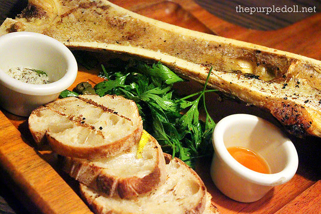 Roasted Bone Marrow (P295)