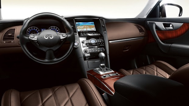 Review: 2014 Infiniti QX70 3.7 AWD Is Sedan Luxury In a ...